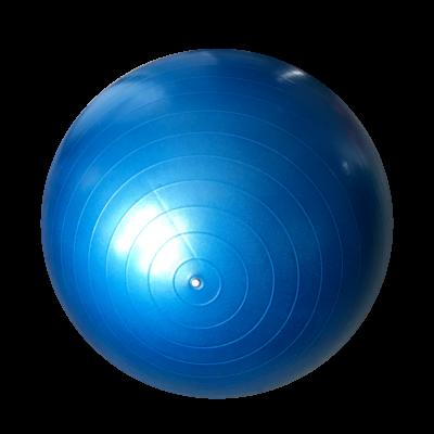 Piłka gimnastyczna anti- burst 75 cm ACF-1073