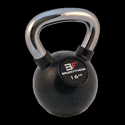 Kettlebell ogumowany 16 kg AC-1256