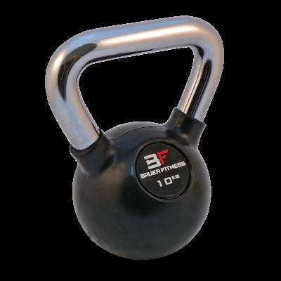 Kettlebell ogumowany 10 kg AC-1253