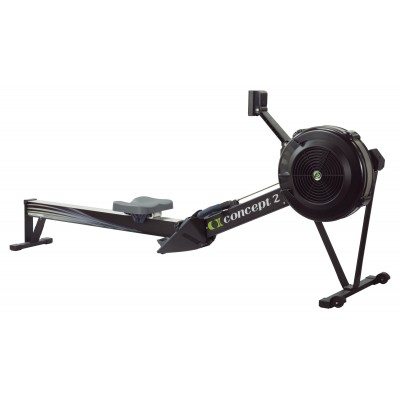Ergometr Concept 2 Indoor Rower Model D Black z PM5 ILM-105
