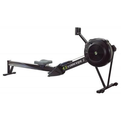 Ergometr Concept 2 Indoor Rower Model D Black z PM5 ILM-105