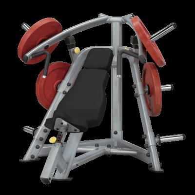 Maszyna na wolny ciężar na klatkę piersiową Bauer Fitness NLL-804