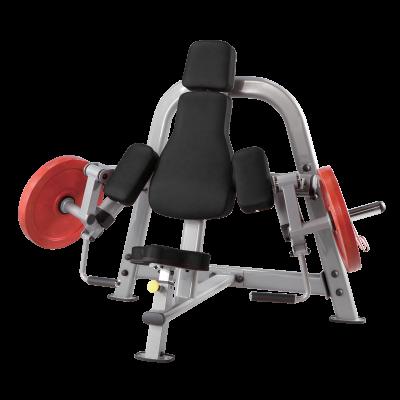 Maszyna na wolny ciężar na biceps Bauer Fitness NLL-809