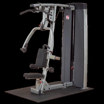 Maszyna ze stosem dwufunkcyjna klatka piersiowa i plecy Body Solid Pro Dual Line Bauer Fitness BSL-902