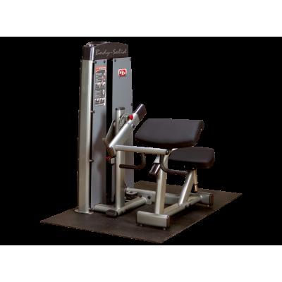 Maszyna ze stosem dwufunkcyjna na biceps i triceps Body Solid Pro Dual Line Bauer Fitness BSL-905