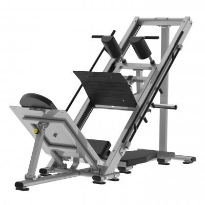 Maszyna do ćwiczeń mięśni nóg Leg Press i Hack Squat PLM-426