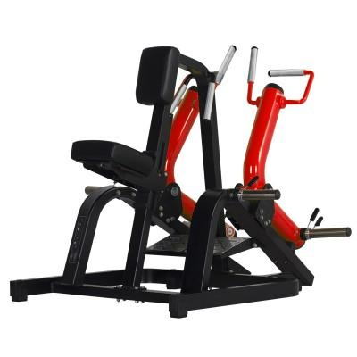 Maszyna do ćwiczeń mięśni najszerszych grzbietu (wiosłowanie) PLM-406