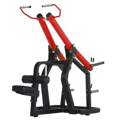 Maszyna do ćwiczeń mięśni najszerszych grzbietu PLM-407