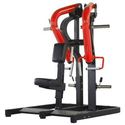 Maszyna do ćwiczeń mięśni najszerszych grzbietu (wiosłowanie) PLM-404