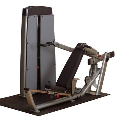 Maszyna ze stosem dwufunkcyjna na mięśnie klatki piersiowej i obręczy barkowej BSL-910