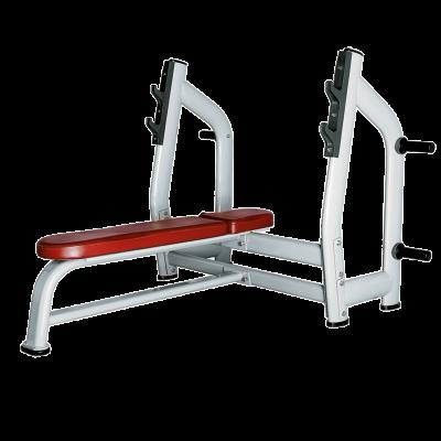 Ławka pod sztangę olimpijska prosta Bauer Fitness PLM-524