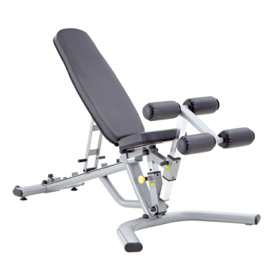 Ławka regulowana wielofunkcyjna Bauer Fitness NLL-815