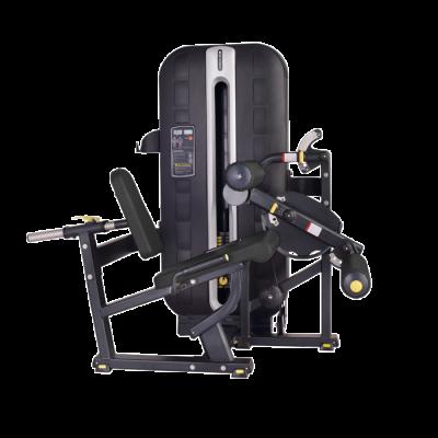 Maszyna na mięsnie dwugłowe ud ze stosem Bauer Fitness PLM-601