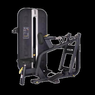 Maszyna na mięsnie najszersze grzbietu ze stosem Bauer Fitness PLM-604