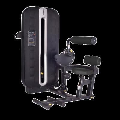 Maszyna na mięśnie proste brzucha ze stosem Bauer Fitness PLM-616