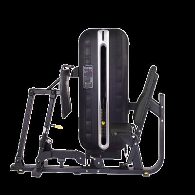 Maszyna na nogi – suwnica ze stosem Bauer Fitness PLM-617