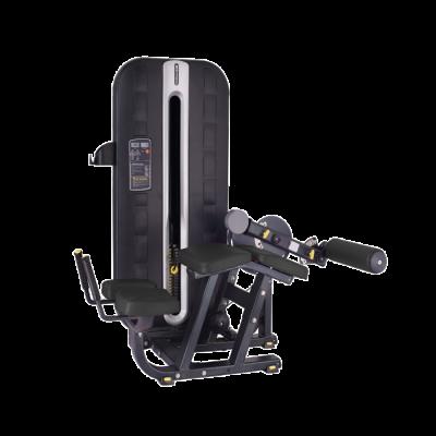 Maszyna na dwugłowe ud ze stosem Bauer Fitness PLM-643