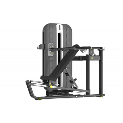 Maszyna ze stosem dwufunkcyjna na mięśnie klatki piersiowej i obręczy barkowej PLM-420