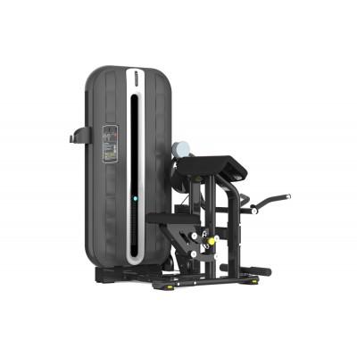 Maszyna ze stosem dwufunkcyjna na biceps i triceps PLM-422