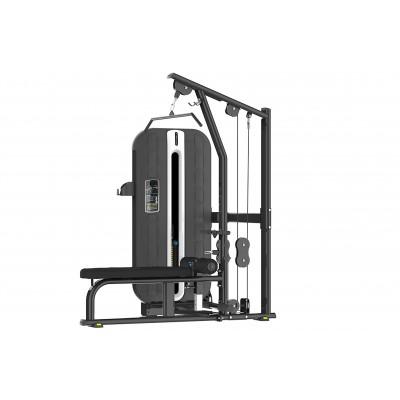 Maszyna ze stosem dwufunkcyjna na plecy i klatkę piersiową PLM-421