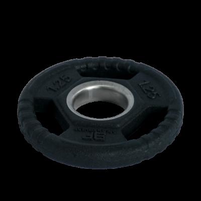 Obciążenie 1,25 kg olimpijskie PREMIUM – AC-1491
