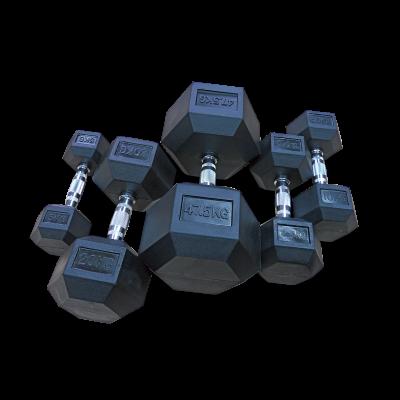 Hantla ogumowana HEX 50 kg AC-17020