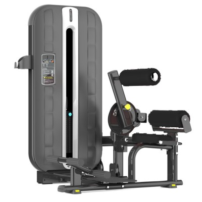 Maszyna ze stosem dwufunkcyjna na mięśnie brzucha i prostowniki grzbietu PLM-423