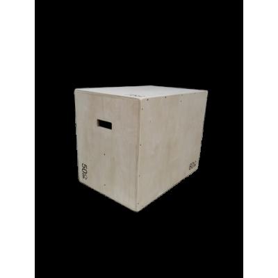 Skrzynia plyometryczna drewniana CFA-160