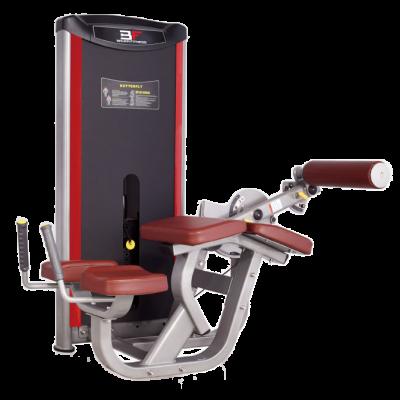 Maszyna na dwugłowe ud ze stosem Bauer Fitness PLM-543