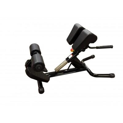 Ławka rzymska do ćwiczeń mięśni grzbietu Bauer Fitness PLM-5271